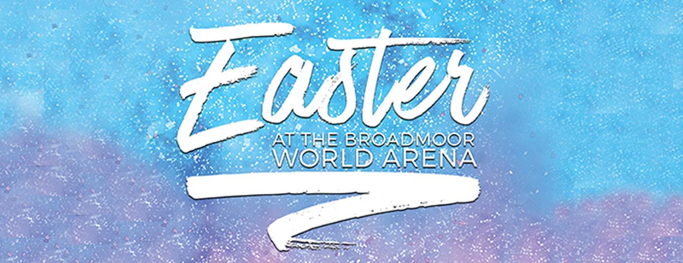 Broadmoor World Arena – Map World Arena Colorado Springs