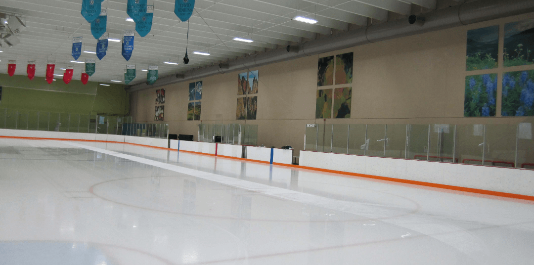 World Arena Ice Hall – Map World Arena Colorado Springs
